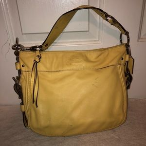 Yellow Coach Purse